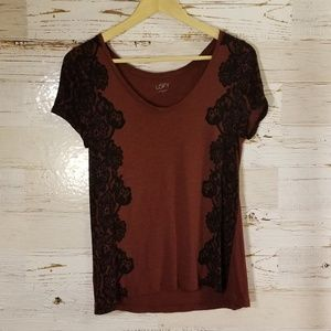 The Loft short sleeve top